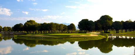 Turecko - Gloria Golf Resort*****