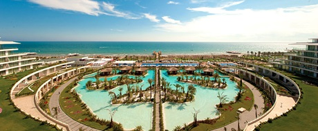 Turecko - Maxx Royal Belek Golf Spa*****