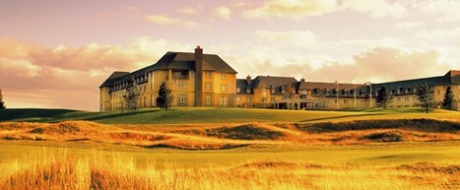 Skotsko - Fairmont St. Andrews*****