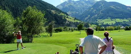 Rakousko, Kaprun - Golf and Ski Chalet****